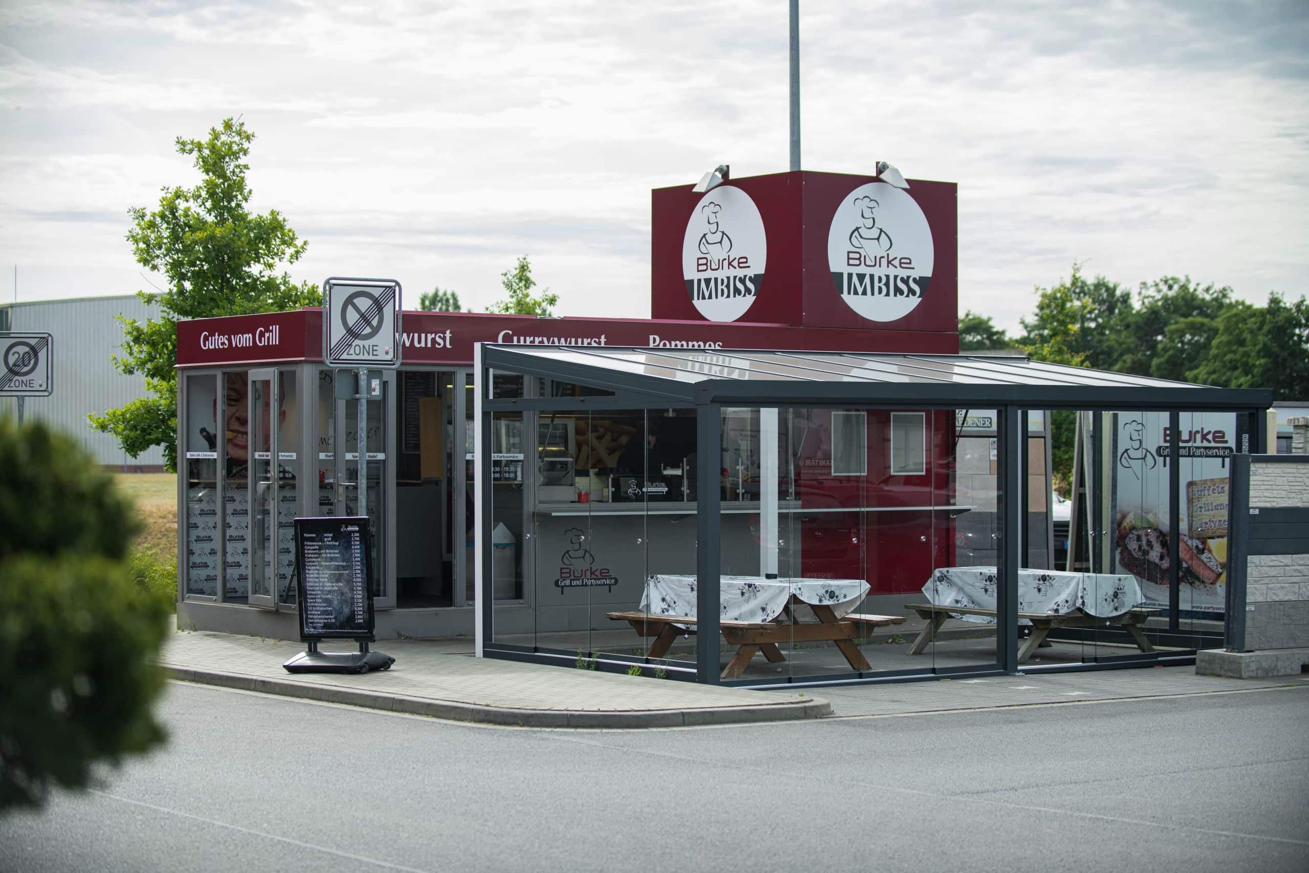 Grill- und Partyservice Burke am Niederrhein